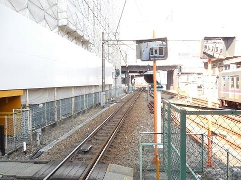 東武大師線の西新井駅@東京都足立区F