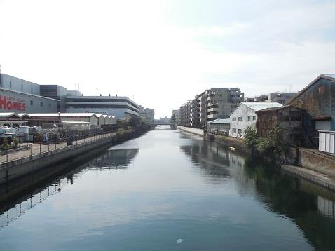 新山下運河の新開橋@横浜市中区I