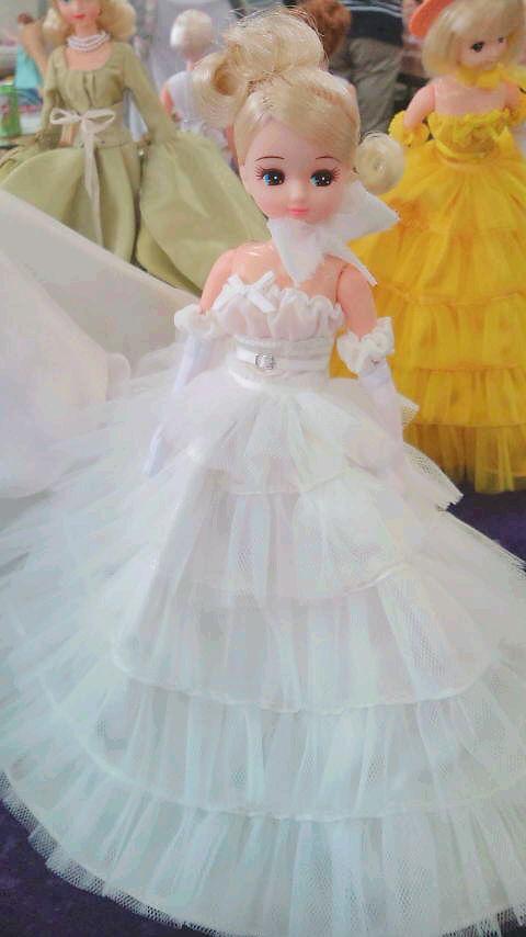 名古屋LC白ドレス