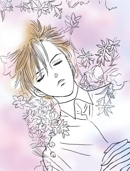 花に埋もれる薪さん 秘密 トップ・シークレット 9巻