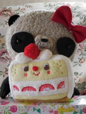 おばぶケーキ