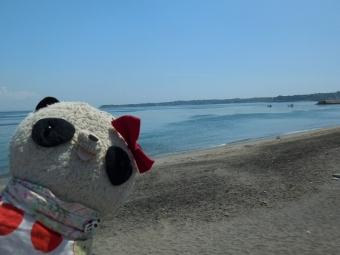 おばぶIN津久井浜海岸
