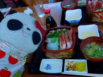 まるか海鮮丼