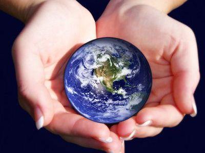 未来の地球