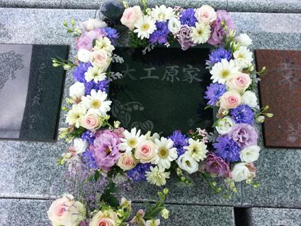 大工原先生のお墓