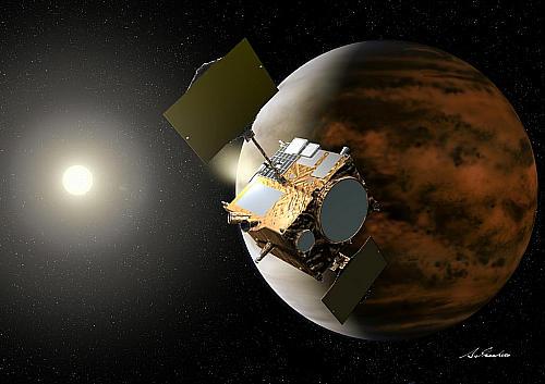 金星探査機 あかつき