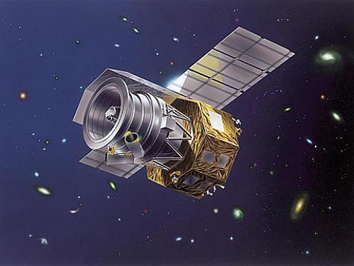 赤外線観測衛星あかり
