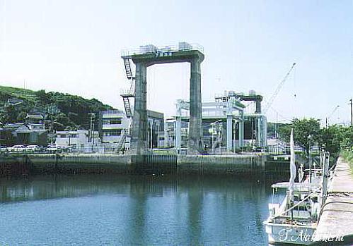 小瀬戸海峡水門
