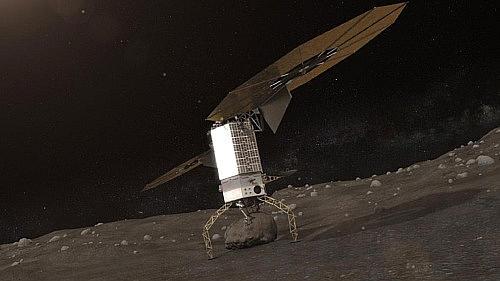 NASAの有人小惑星探査計画