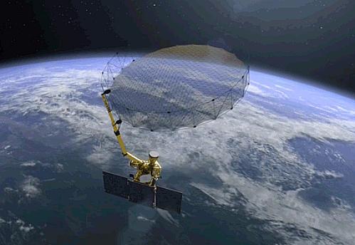 土壌中水分観測衛星SMAP
