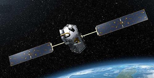 軌道上炭素観測衛星2 OCO-2