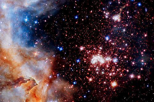 ハッブル宇宙望遠鏡25周年