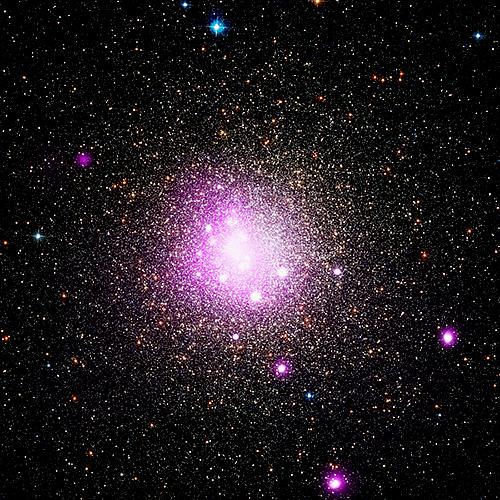 球状星団に住んでいる知的生命体は危険がいっぱい