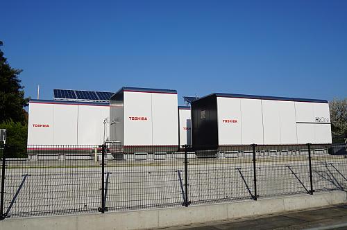 次期山手線似の自立型エネルギー供給システム稼働