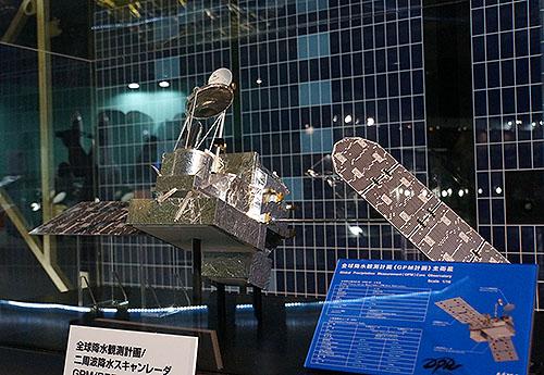 人工衛星TRMM