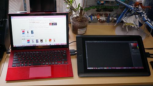 原稿書き用 PCを MSI GS60 に変更して3週間