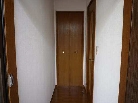 こせき荘201号室 靴箱