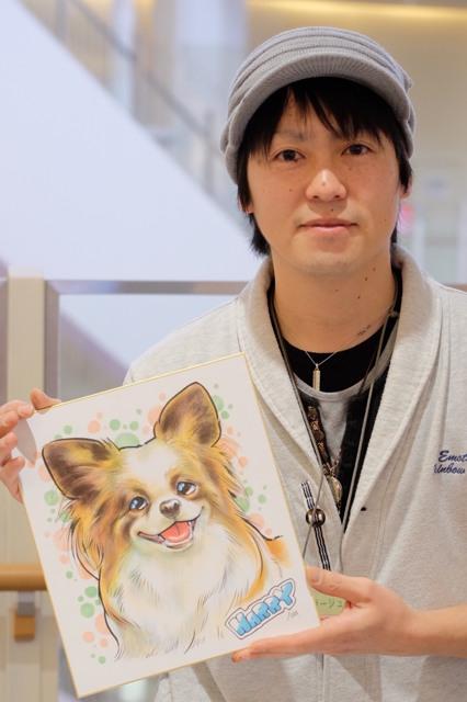 イケメン画家