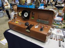 埼玉高速鉄道車両の運転台を使ったコントローラーです。