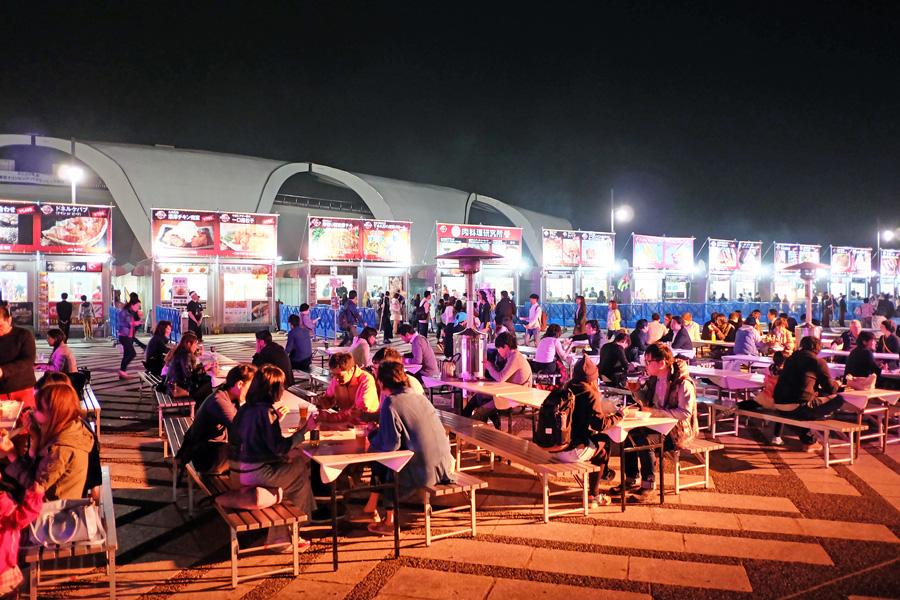 肉フェス 2015年