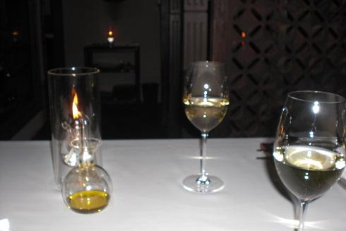 リストランテジャルディーノ蒲生 ワイン