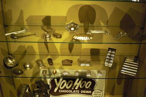 チョコレート展 型