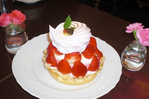 五感のホールケーキ