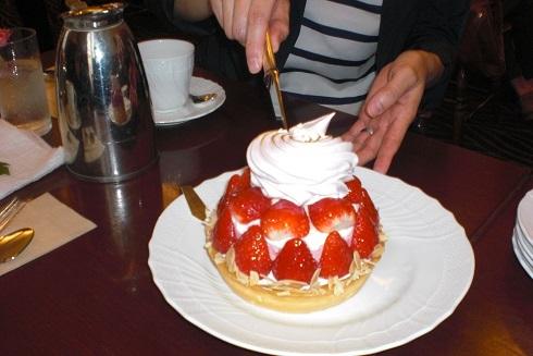 五感のホールケーキ2