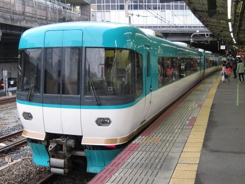 283系くろしお in 新大阪駅