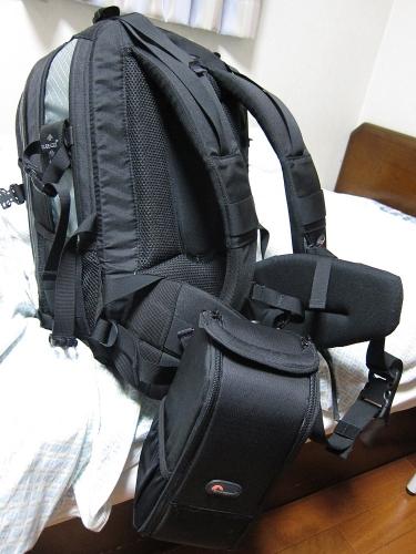 バーテックス200AW+レンズエクスチェンジケース