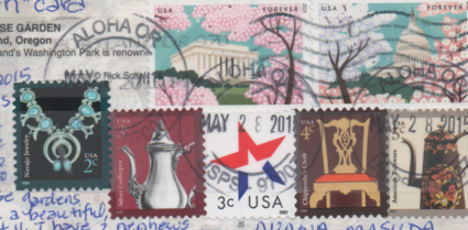 切手  アメリカ