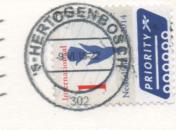 切手  オランダ2