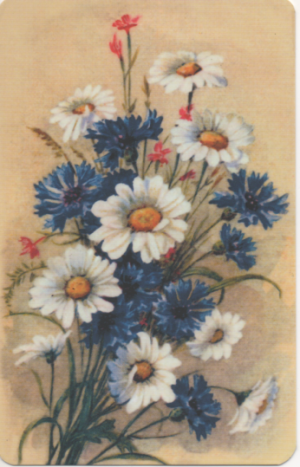 花  ロシア
