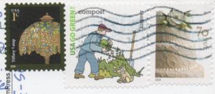 切手  アメリカ3
