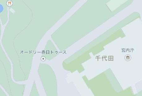 20150426Googleマップに春日
