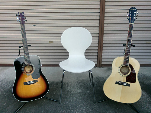 two guiters 1