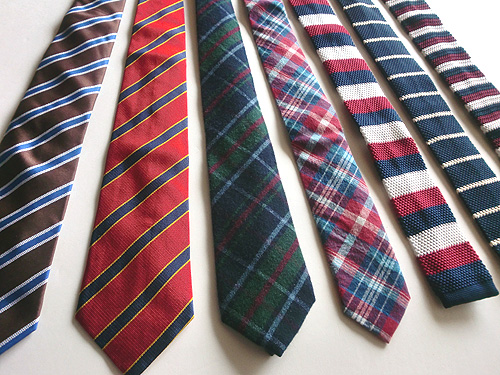 my neckties