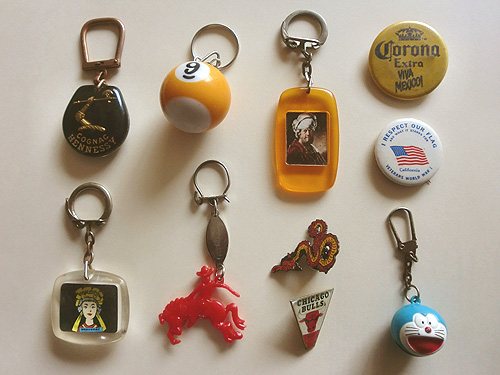 old key holders