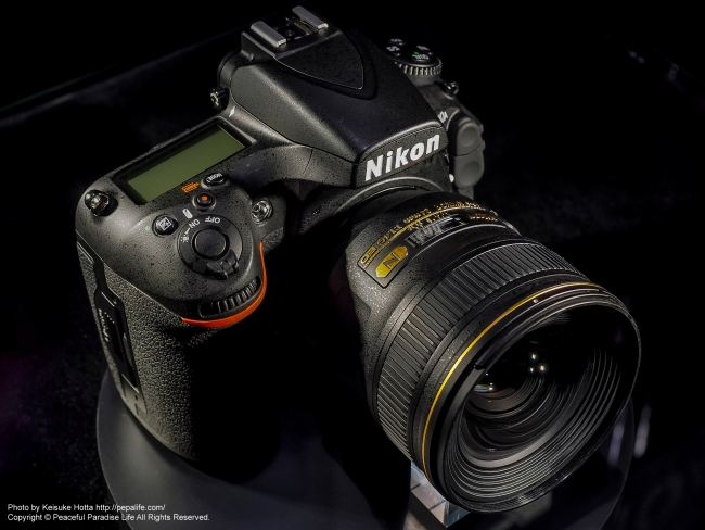 CP+2015 ニコン D810A