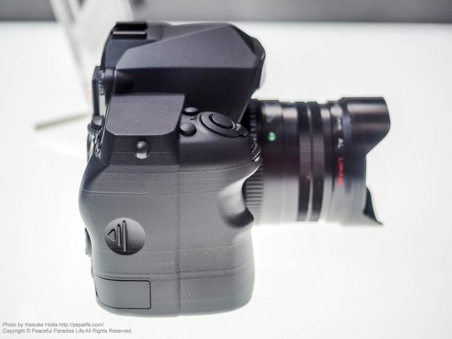CP+2015 リコー・ペンタックスの35mmフルサイズセンサー搭載デジタル一眼レフ