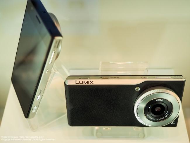 CP+2015 パナソニック LUMIX DMC-CM1