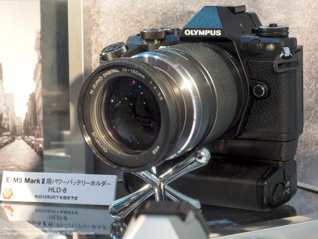 OLYMPUS OM-D E-M5 MarkⅡ