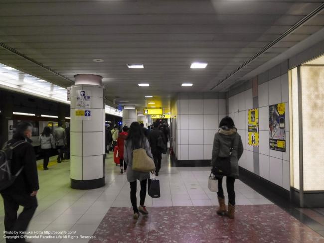 空港第2ビル(成田)駅