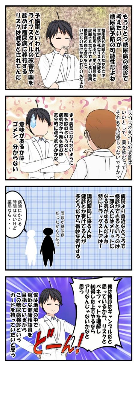 糖尿病検診2