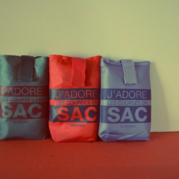 monoprix sac