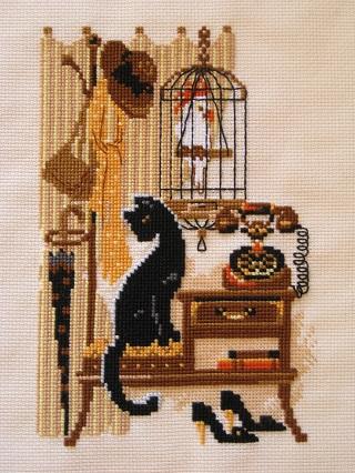 RIOLIS電話猫