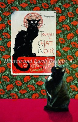 HAED黒猫原画