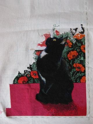 黒猫4月分