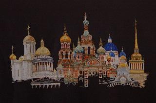 ペテルブルク完成320