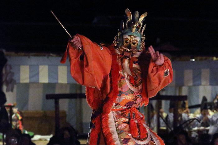 お旅所祭 神事芸能7